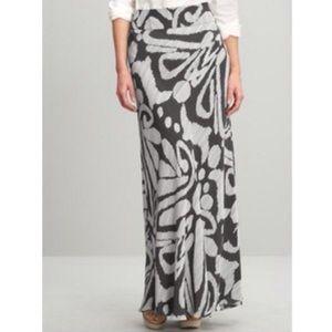 Banana Republic Silk Skirt | Size 4